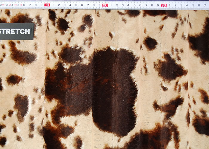 Animal Print and Rayon Fashion Fur:item numberNT014