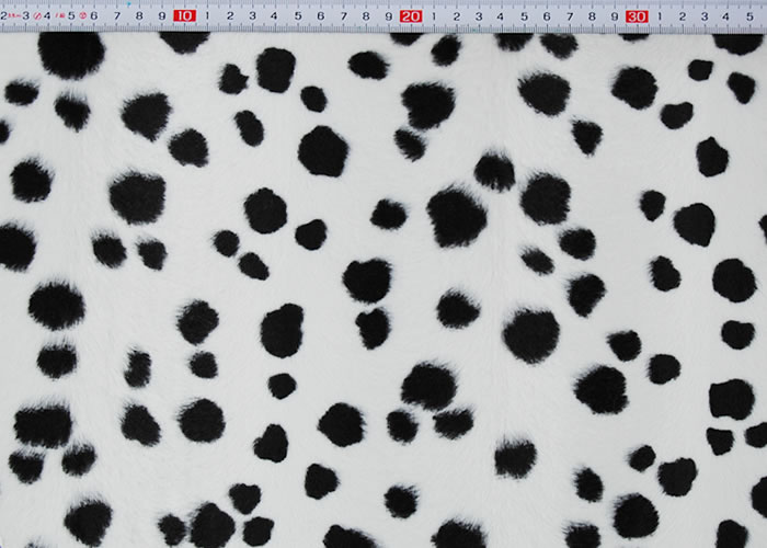 Animal Print and Rayon Fashion Fur:item numberNT725