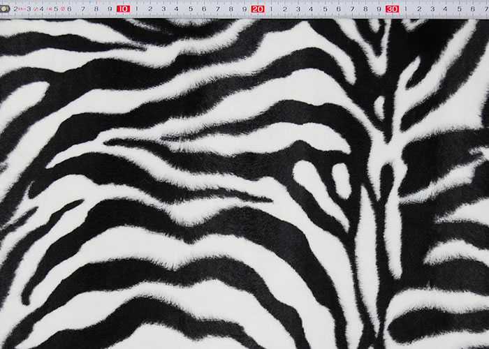 Animal Print and Rayon Fashion Fur:item numberNT734