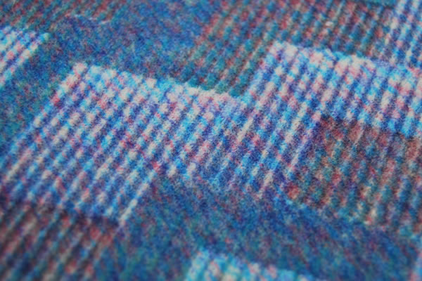 Moquette for vehicle Sample